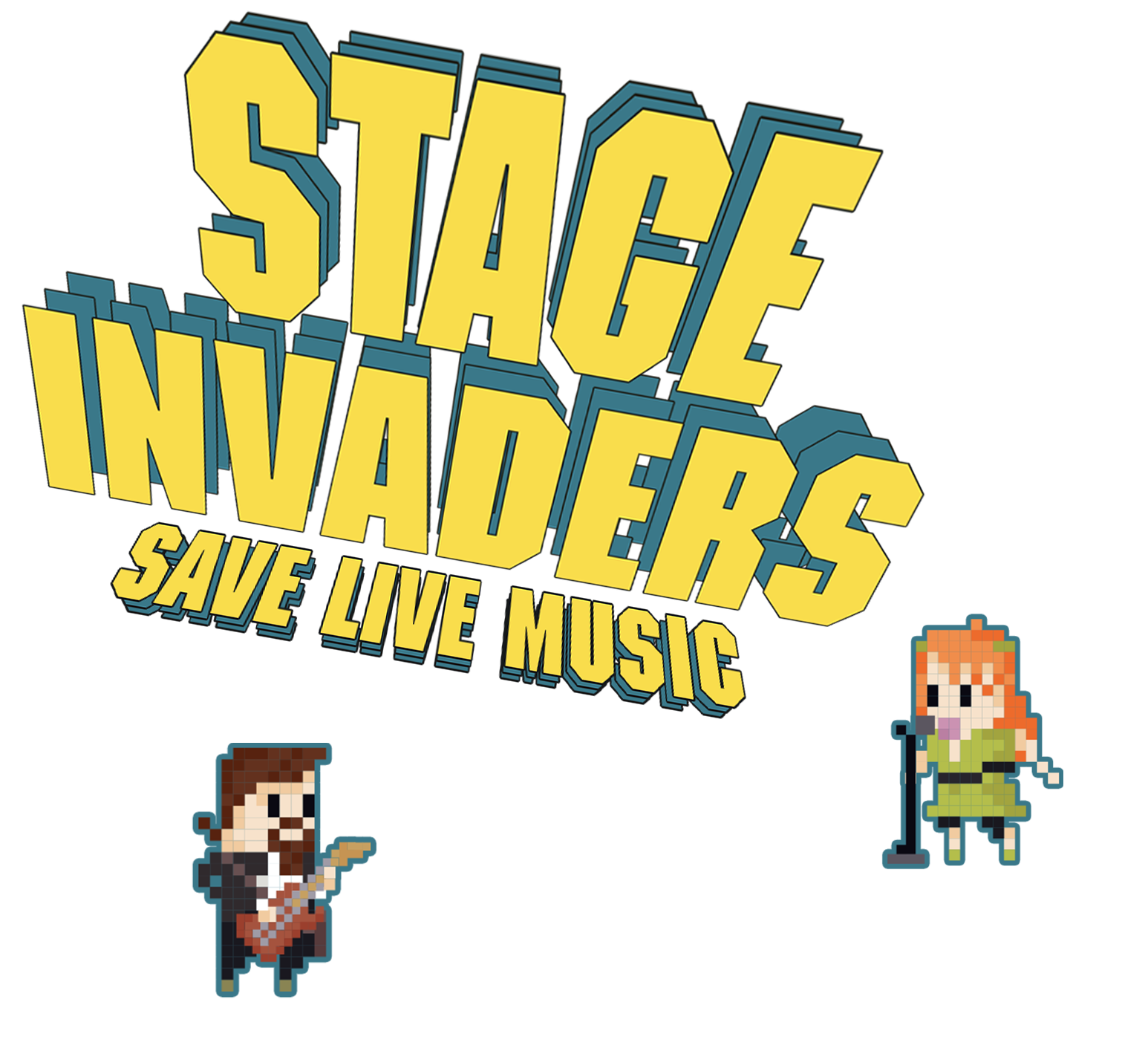 STAGE INVADERS JAMBOREE